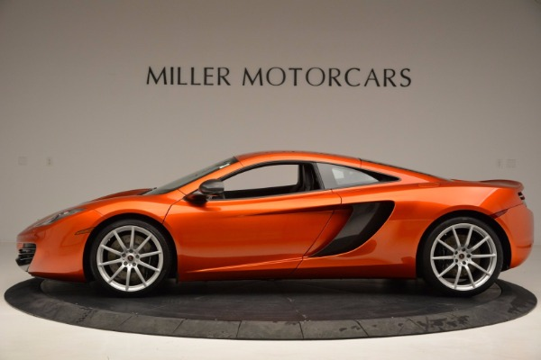Used 2012 McLaren MP4-12C for sale Sold at Maserati of Greenwich in Greenwich CT 06830 3