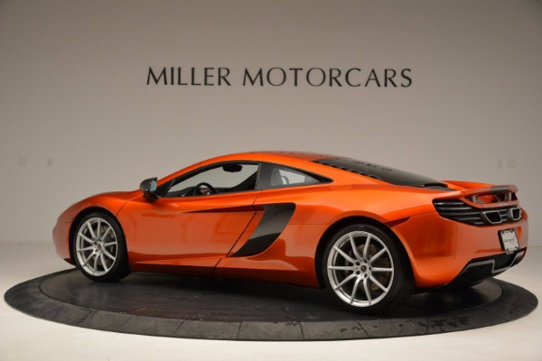 Used 2012 McLaren MP4-12C for sale Sold at Maserati of Greenwich in Greenwich CT 06830 4