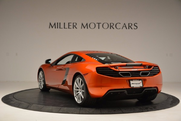 Used 2012 McLaren MP4-12C for sale Sold at Maserati of Greenwich in Greenwich CT 06830 5