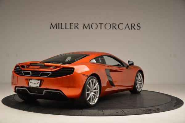 Used 2012 McLaren MP4-12C for sale Sold at Maserati of Greenwich in Greenwich CT 06830 7