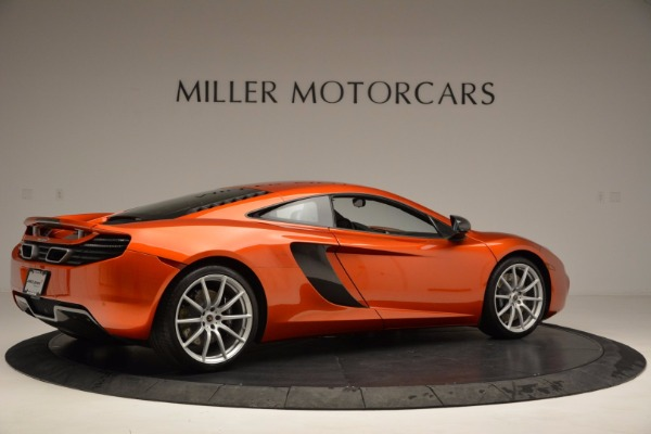 Used 2012 McLaren MP4-12C for sale Sold at Maserati of Greenwich in Greenwich CT 06830 8