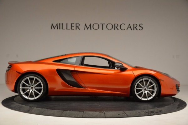 Used 2012 McLaren MP4-12C for sale Sold at Maserati of Greenwich in Greenwich CT 06830 9