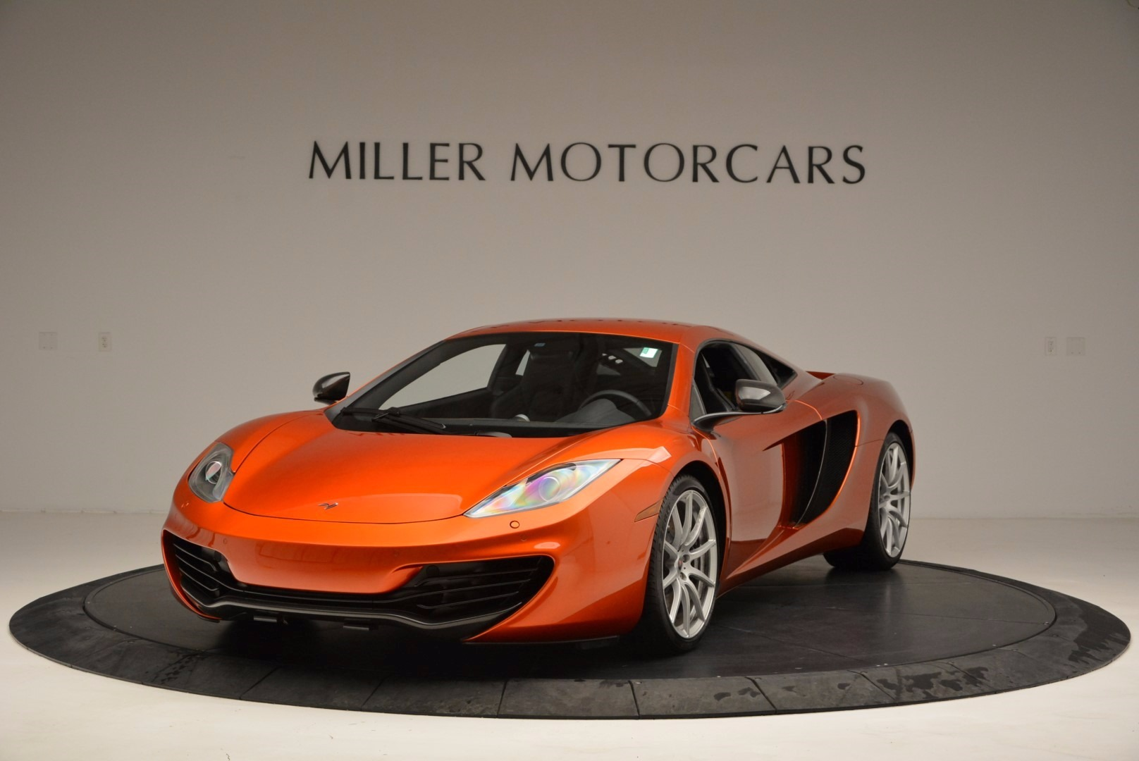 Used 2012 McLaren MP4-12C for sale Sold at Maserati of Greenwich in Greenwich CT 06830 1
