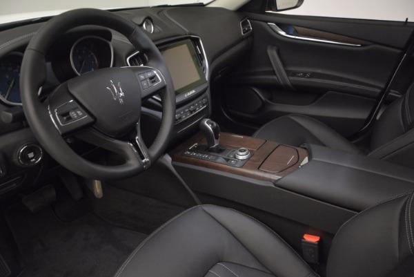 New 2017 Maserati Ghibli SQ4 for sale Sold at Maserati of Greenwich in Greenwich CT 06830 13