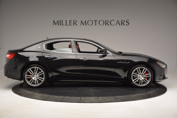 New 2017 Maserati Ghibli S Q4 for sale Sold at Maserati of Greenwich in Greenwich CT 06830 10