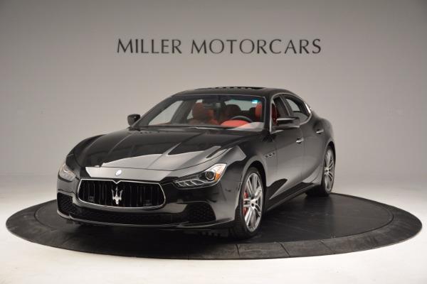 New 2017 Maserati Ghibli S Q4 for sale Sold at Maserati of Greenwich in Greenwich CT 06830 16