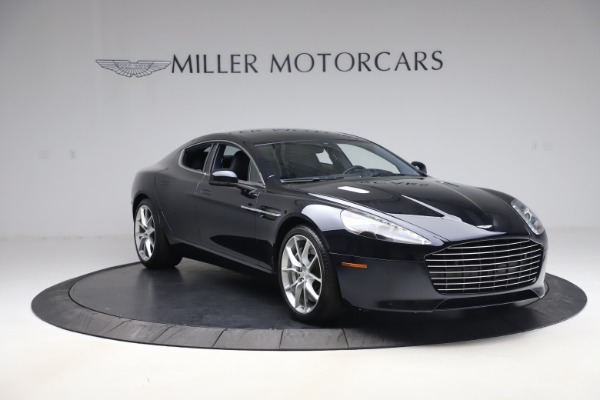 New 2016 Aston Martin Rapide S Base for sale Sold at Maserati of Greenwich in Greenwich CT 06830 10