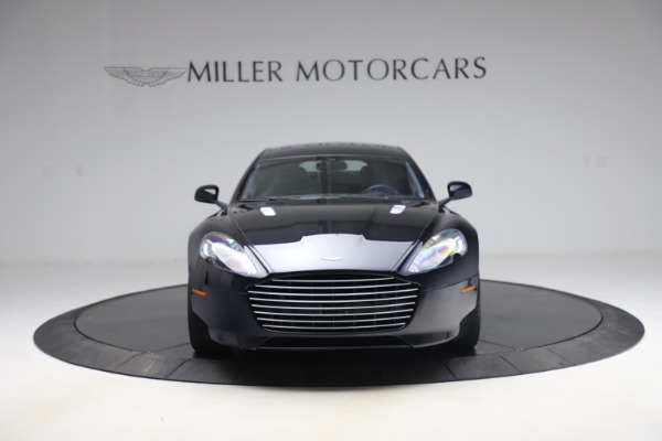 New 2016 Aston Martin Rapide S Base for sale Sold at Maserati of Greenwich in Greenwich CT 06830 11