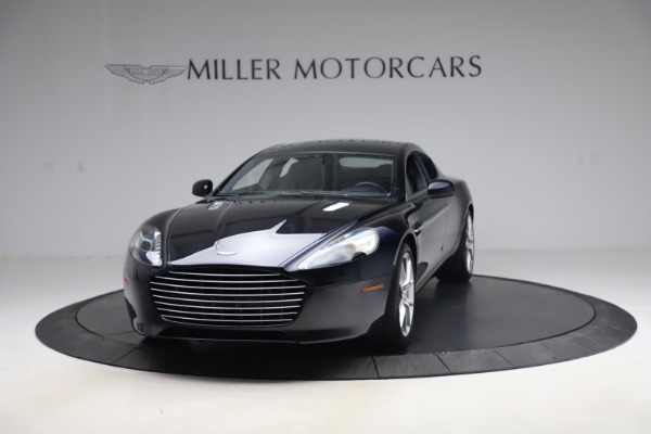 New 2016 Aston Martin Rapide S Base for sale Sold at Maserati of Greenwich in Greenwich CT 06830 12
