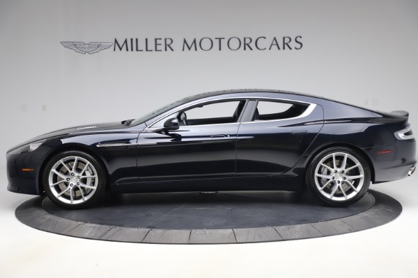 New 2016 Aston Martin Rapide S Base for sale Sold at Maserati of Greenwich in Greenwich CT 06830 2
