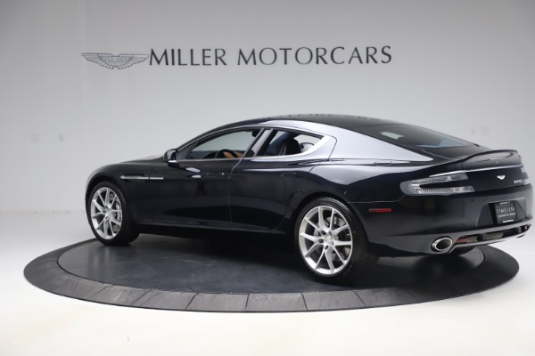 New 2016 Aston Martin Rapide S Base for sale Sold at Maserati of Greenwich in Greenwich CT 06830 3
