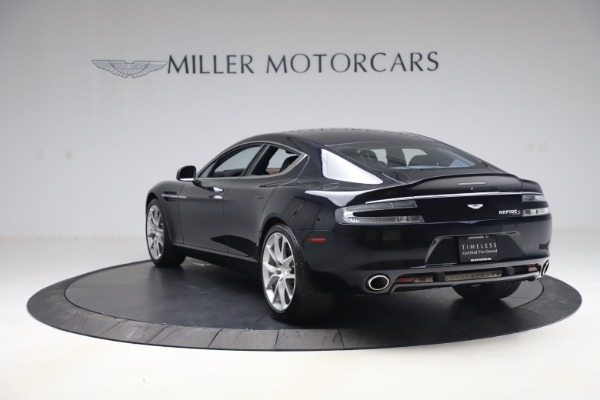 New 2016 Aston Martin Rapide S Base for sale Sold at Maserati of Greenwich in Greenwich CT 06830 4