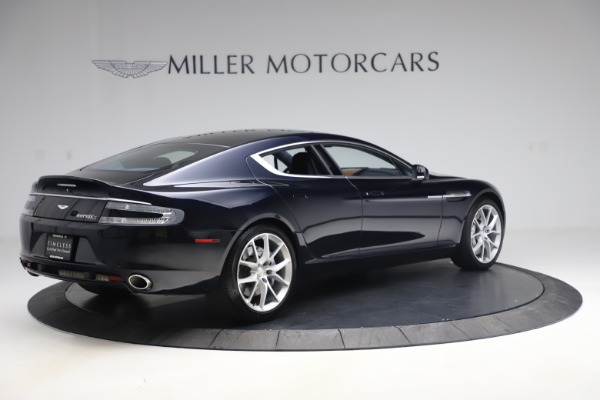 New 2016 Aston Martin Rapide S Base for sale Sold at Maserati of Greenwich in Greenwich CT 06830 7