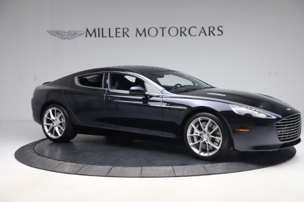 New 2016 Aston Martin Rapide S Base for sale Sold at Maserati of Greenwich in Greenwich CT 06830 8