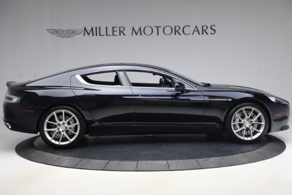 New 2016 Aston Martin Rapide S Base for sale Sold at Maserati of Greenwich in Greenwich CT 06830 9