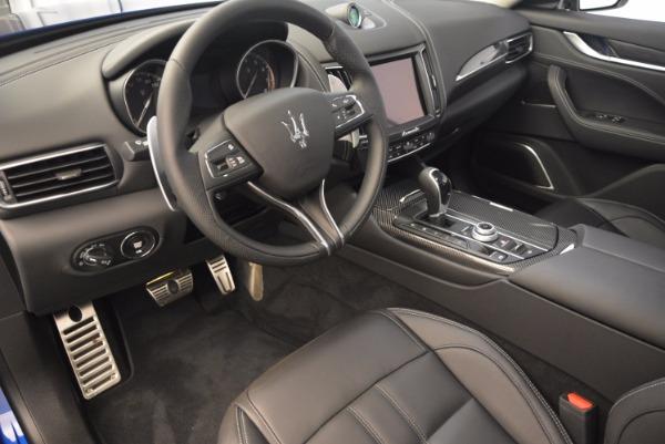 Used 2017 Maserati Levante for sale Sold at Maserati of Greenwich in Greenwich CT 06830 13