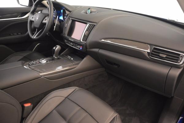 Used 2017 Maserati Levante for sale Sold at Maserati of Greenwich in Greenwich CT 06830 21