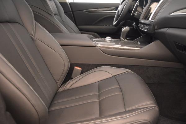 Used 2017 Maserati Levante for sale Sold at Maserati of Greenwich in Greenwich CT 06830 22