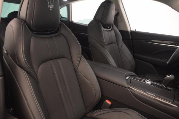 Used 2017 Maserati Levante for sale Sold at Maserati of Greenwich in Greenwich CT 06830 23