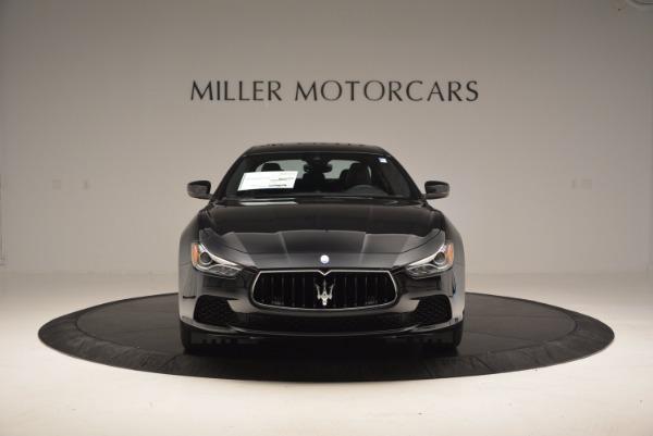 Used 2017 Maserati Ghibli S Q4 for sale $44,900 at Maserati of Greenwich in Greenwich CT 06830 11