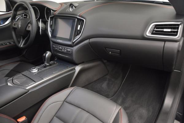 Used 2017 Maserati Ghibli S Q4 for sale $44,900 at Maserati of Greenwich in Greenwich CT 06830 19