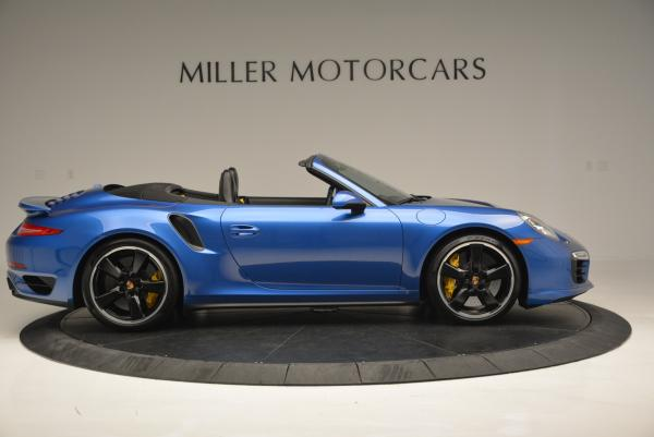 Used 2014 Porsche 911 Turbo S for sale Sold at Maserati of Greenwich in Greenwich CT 06830 10