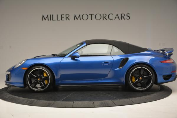 Used 2014 Porsche 911 Turbo S for sale Sold at Maserati of Greenwich in Greenwich CT 06830 14