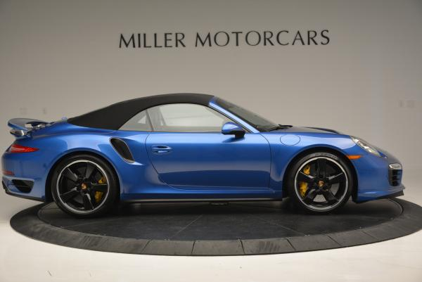 Used 2014 Porsche 911 Turbo S for sale Sold at Maserati of Greenwich in Greenwich CT 06830 15