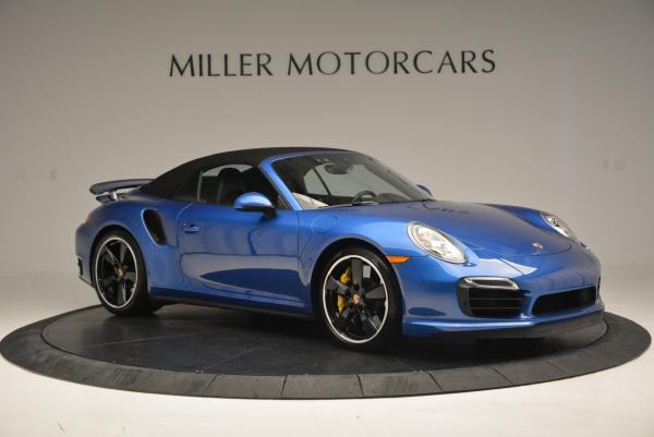 Used 2014 Porsche 911 Turbo S for sale Sold at Maserati of Greenwich in Greenwich CT 06830 16