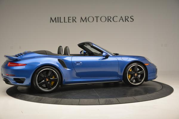 Used 2014 Porsche 911 Turbo S for sale Sold at Maserati of Greenwich in Greenwich CT 06830 9