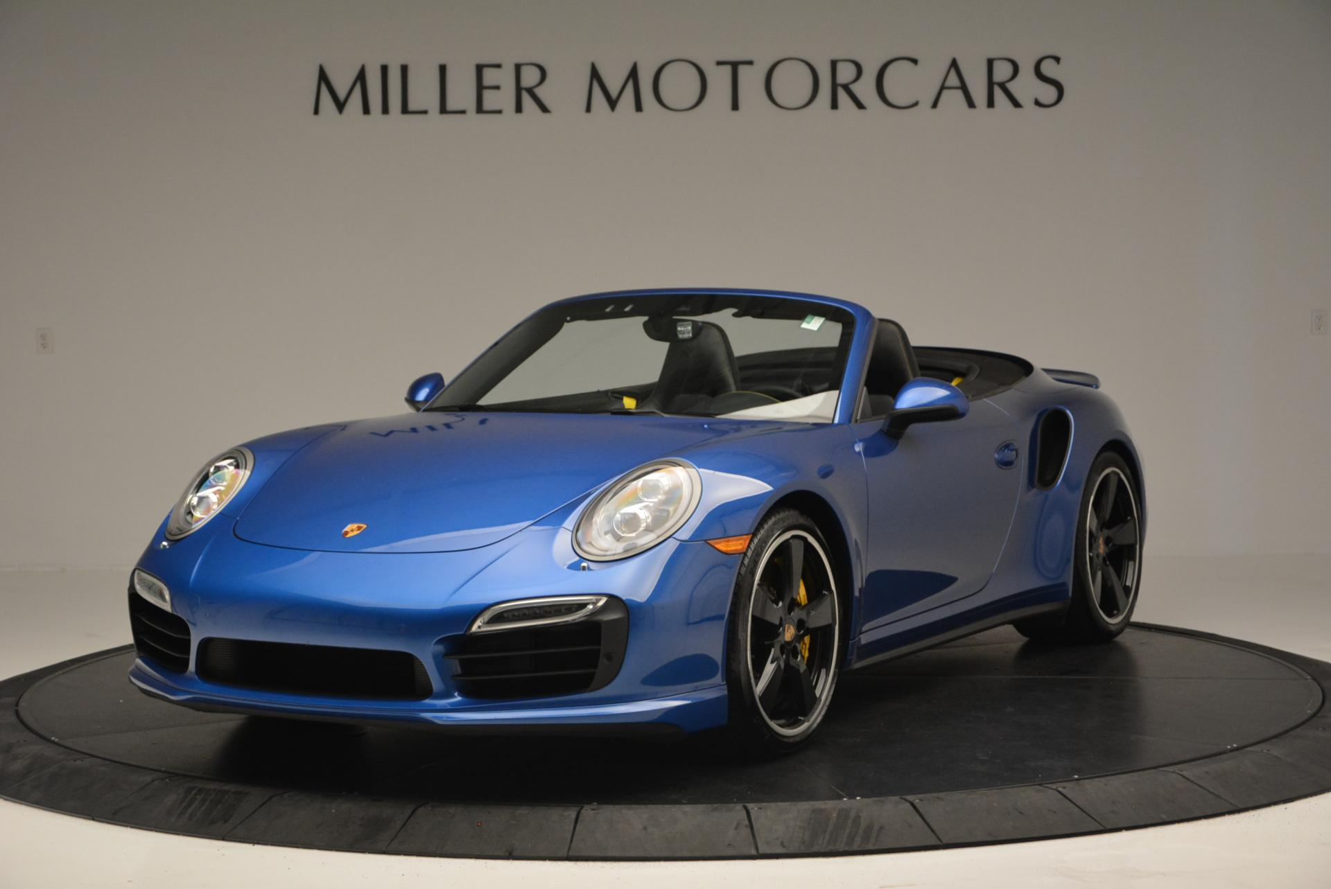 Used 2014 Porsche 911 Turbo S for sale Sold at Maserati of Greenwich in Greenwich CT 06830 1