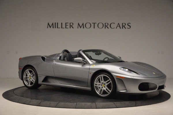 Used 2007 Ferrari F430 Spider for sale Sold at Maserati of Greenwich in Greenwich CT 06830 10