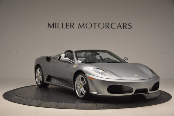 Used 2007 Ferrari F430 Spider for sale Sold at Maserati of Greenwich in Greenwich CT 06830 11