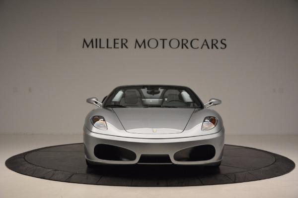 Used 2007 Ferrari F430 Spider for sale $121,900 at Maserati of Greenwich in Greenwich CT 06830 12
