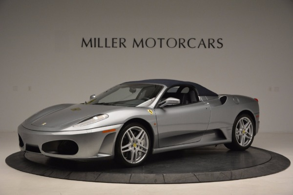Used 2007 Ferrari F430 Spider for sale Sold at Maserati of Greenwich in Greenwich CT 06830 14