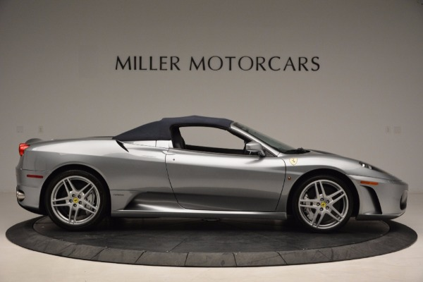 Used 2007 Ferrari F430 Spider for sale $121,900 at Maserati of Greenwich in Greenwich CT 06830 21