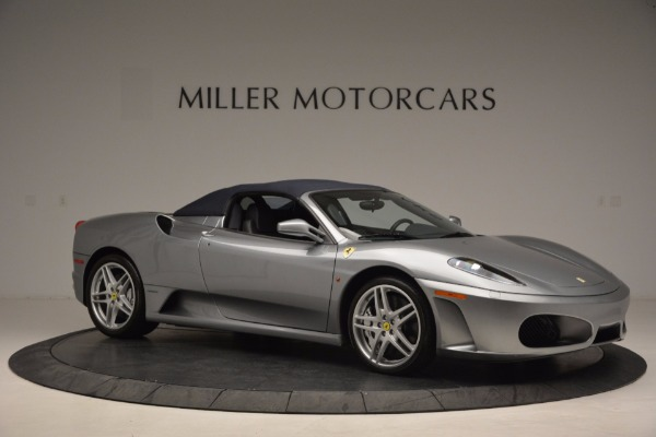 Used 2007 Ferrari F430 Spider for sale Sold at Maserati of Greenwich in Greenwich CT 06830 22