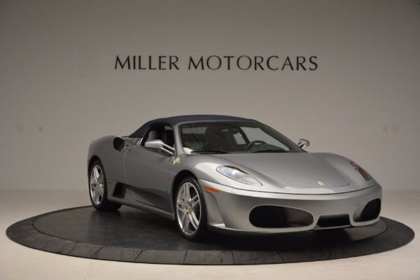 Used 2007 Ferrari F430 Spider for sale Sold at Maserati of Greenwich in Greenwich CT 06830 23
