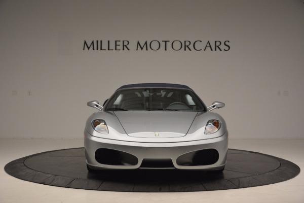 Used 2007 Ferrari F430 Spider for sale $121,900 at Maserati of Greenwich in Greenwich CT 06830 24