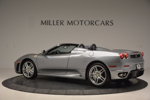 Used 2007 Ferrari F430 Spider for sale Sold at Maserati of Greenwich in Greenwich CT 06830 4
