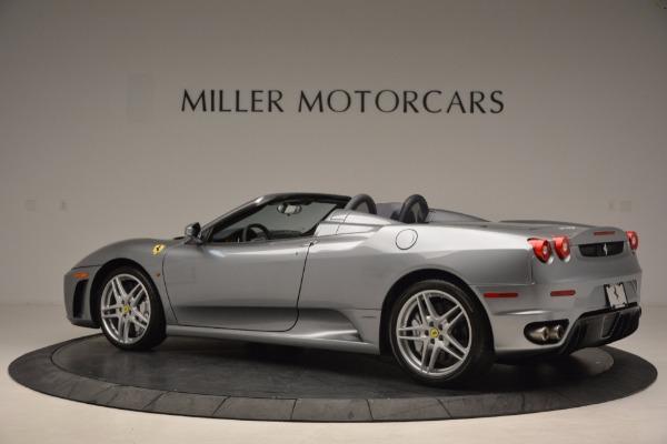 Used 2007 Ferrari F430 Spider for sale $121,900 at Maserati of Greenwich in Greenwich CT 06830 4