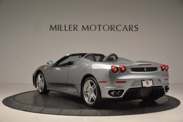 Used 2007 Ferrari F430 Spider for sale Sold at Maserati of Greenwich in Greenwich CT 06830 5
