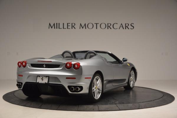 Used 2007 Ferrari F430 Spider for sale $121,900 at Maserati of Greenwich in Greenwich CT 06830 7