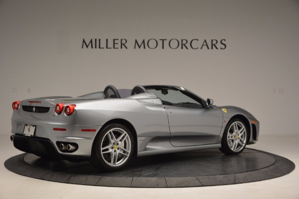 Used 2007 Ferrari F430 Spider for sale Sold at Maserati of Greenwich in Greenwich CT 06830 8