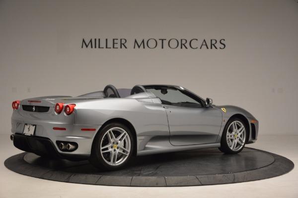 Used 2007 Ferrari F430 Spider for sale $121,900 at Maserati of Greenwich in Greenwich CT 06830 8