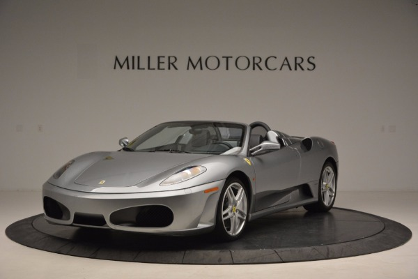 Used 2007 Ferrari F430 Spider for sale Sold at Maserati of Greenwich in Greenwich CT 06830 1