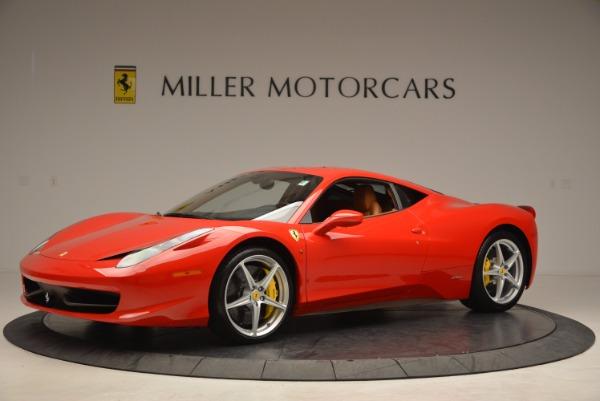 Used 2011 Ferrari 458 Italia for sale Sold at Maserati of Greenwich in Greenwich CT 06830 2