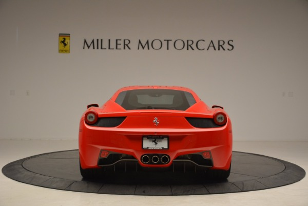 Used 2011 Ferrari 458 Italia for sale Sold at Maserati of Greenwich in Greenwich CT 06830 6