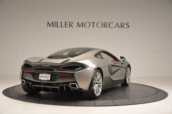 Used 2017 McLaren 570GT for sale Sold at Maserati of Greenwich in Greenwich CT 06830 7