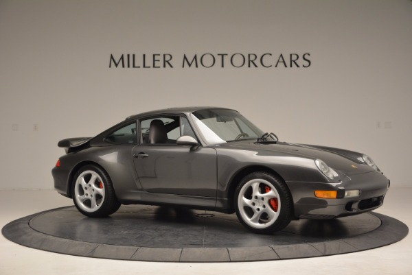 Used 1996 Porsche 911 Turbo for sale Sold at Maserati of Greenwich in Greenwich CT 06830 10